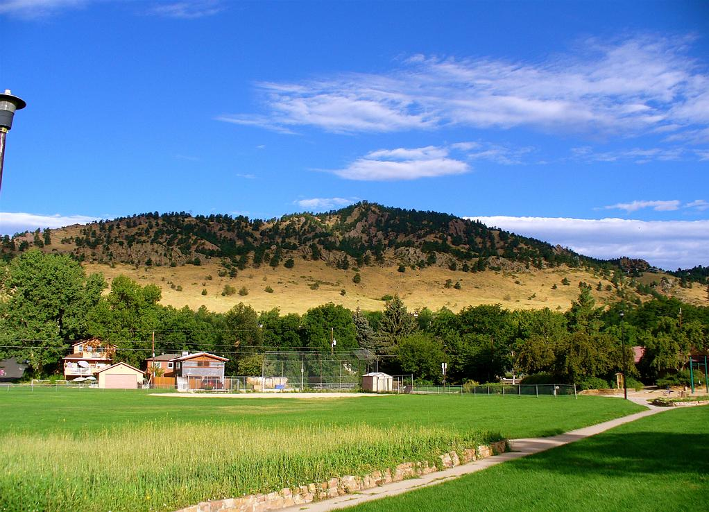 North Boulder Park shot by Ann Cantelow